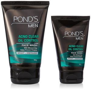 ponds-men-oil-control-face-wash