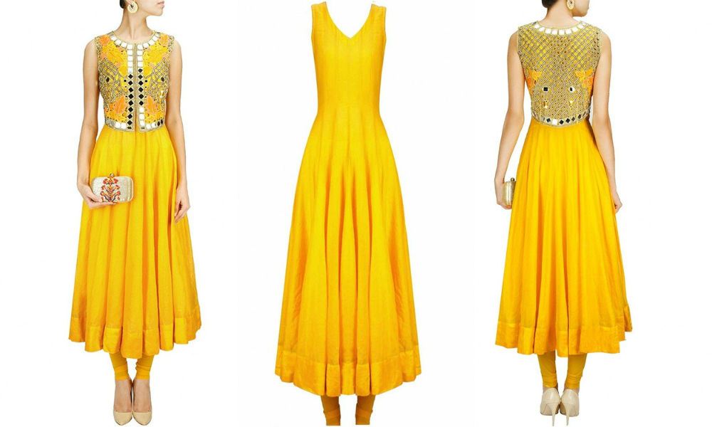 party-wear-yellow-color-georgette-and-raw-silk-embroidered-dress-for-women