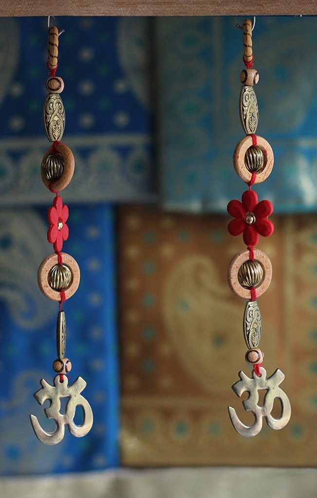 store-indya-set-of-two-traditional-door-hanging-with-om-design