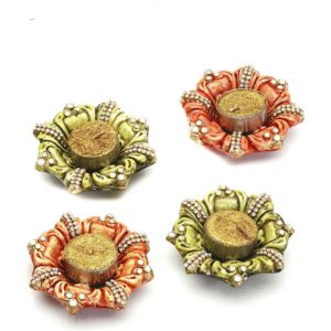 terracotta-candle-diya-for-diwali-home-decoration