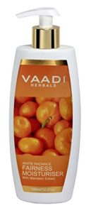 Vaadi Herbals Fairness Moisturizer with Mandarin Extract
