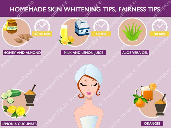 Beauty Tips For Fairness And Skin Glow Skin Whitening