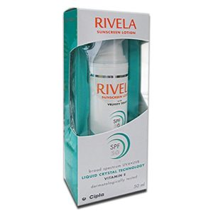 Cipla Rivela SPF50 Sunscreen Lotion