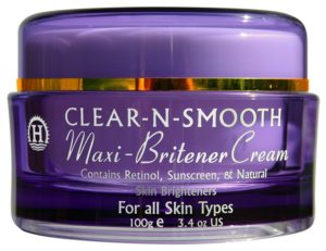 Clear N Smooth Skin Whitening Cream