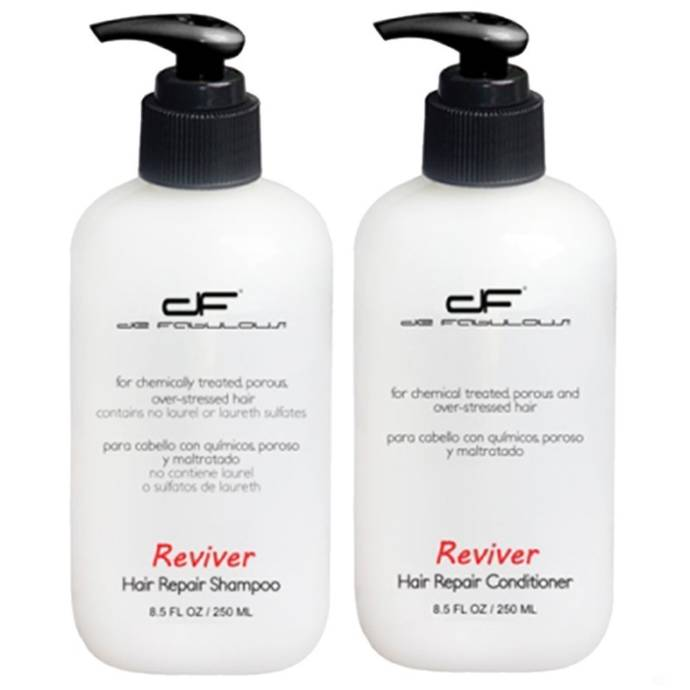 De Fabulous Shampoo and Conditioner