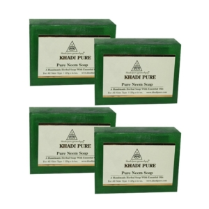 Khadi Pure Herbal Neem soap
