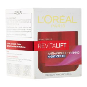 L'Oreal Paris Dermo Expertise Revitalift Eye Night Cream