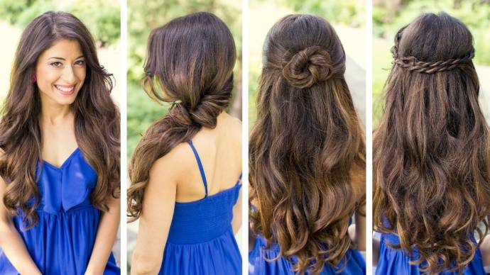 Latest Trendy Hair Styles For New Year 2017