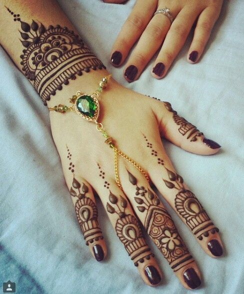 2018 Mehndi Designs Latest Henna Designs For This Year