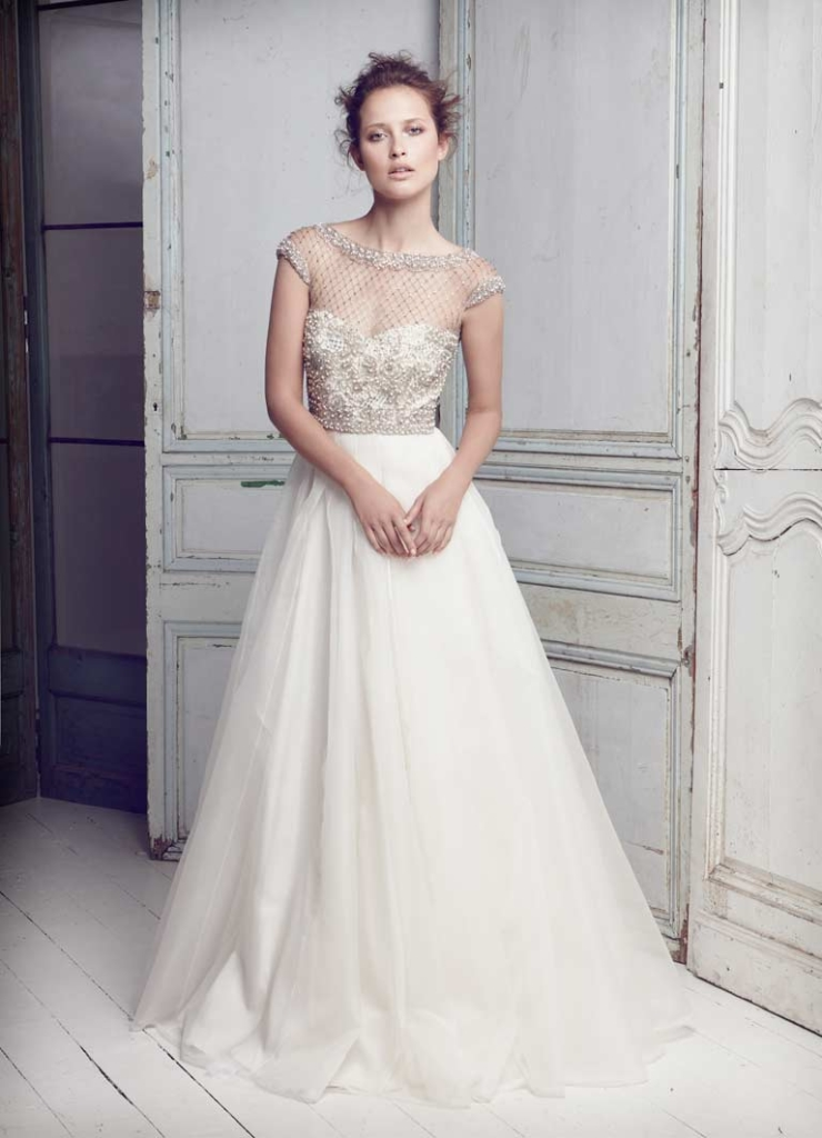 netted-shoulder-long-gown