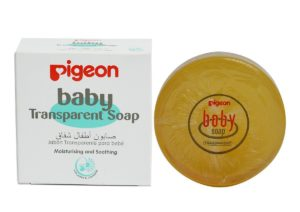 Pigeon Transparent Soap