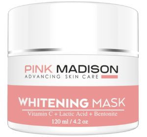Pink Madison Skin Whitening Corrector Brightening Cream