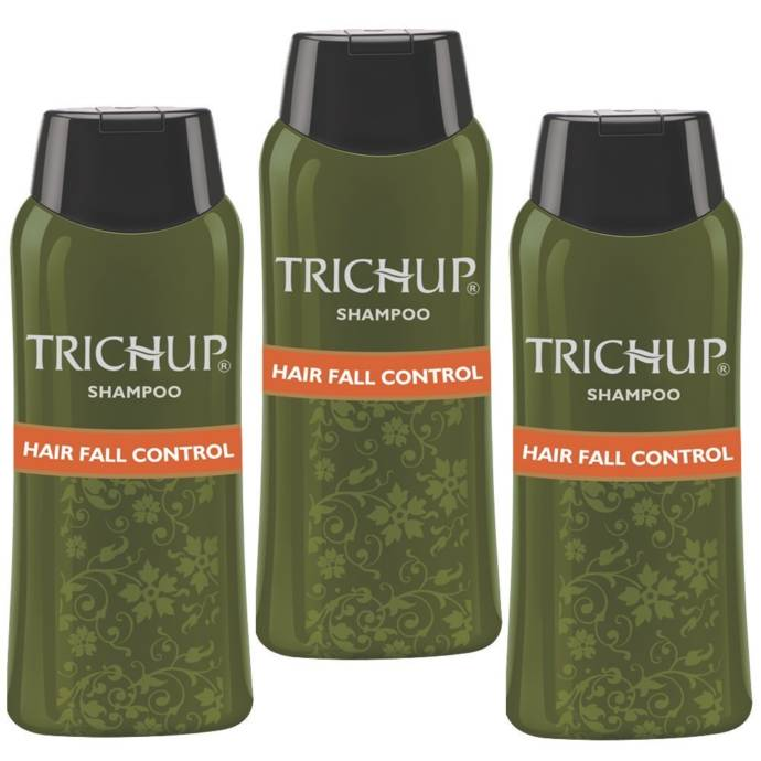 Trichup Hair Fall Control Herbal Hair Shampoo