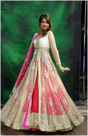two-piece-dress-with-dupatta