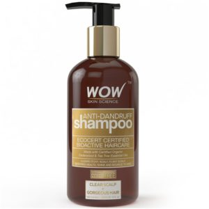 WOW Anti Dandruff Shampoo