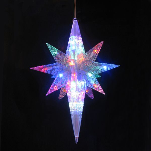Christmas Decorations Outdoor Star : Best popular christmas decoration lights