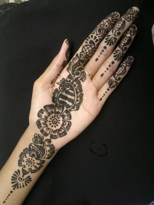 Best Stylish And Fashionable Mehndi Designs Easy And Trending Mehndi