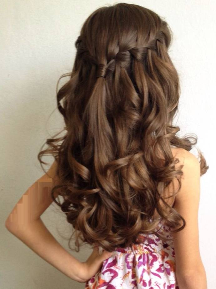 Best Plaited Hairstyles For Curly Hair