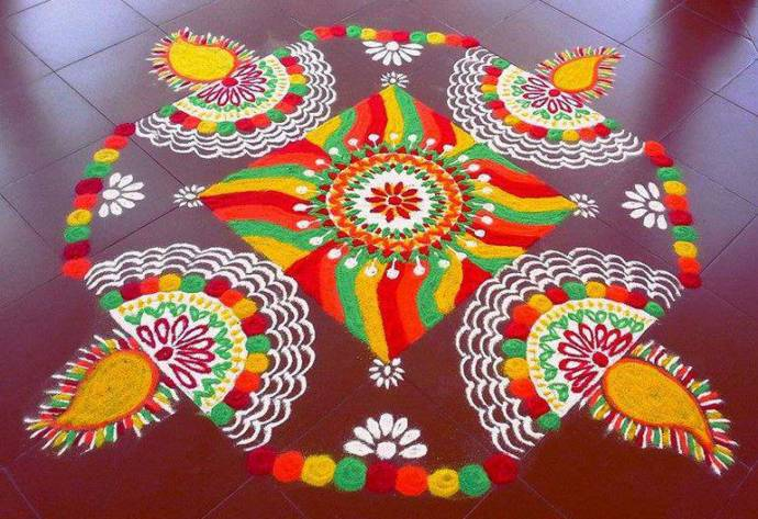 decorative-diya-pattern-rangoli-for-new-year-2017