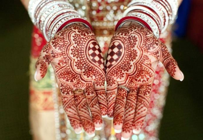 Mehndi Designs For One Hands : Easy and simple henna designs for palms mehendi hands