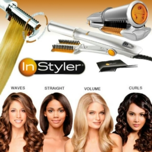 Hair Instyler Rotating Iron
