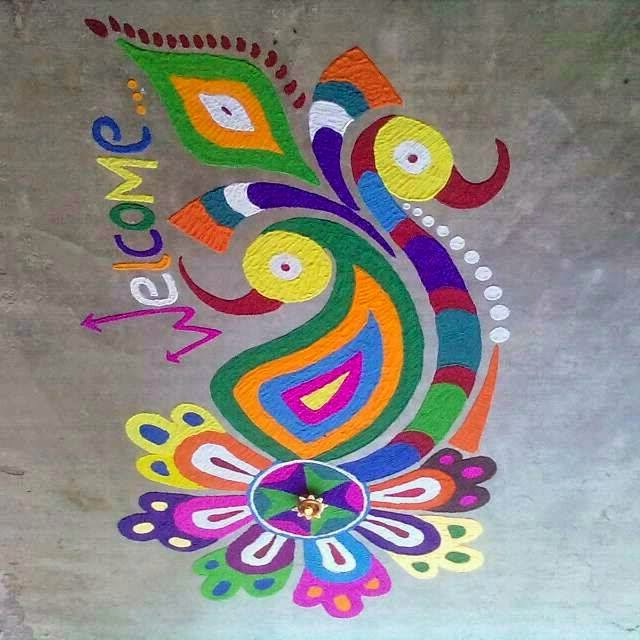 joint-peacock-rangoli-design-for-new-year-2017