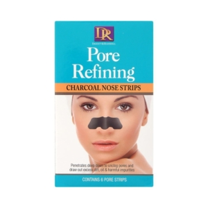 Pore refining charcoal nose trips
