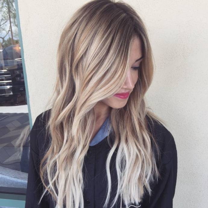 balayage hairstyles for long dark hair. Black Bedroom Furniture Sets. Home Design Ideas