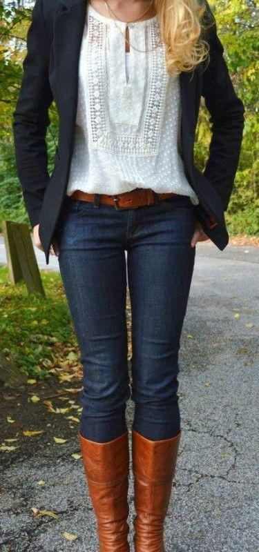Decent fall outfit