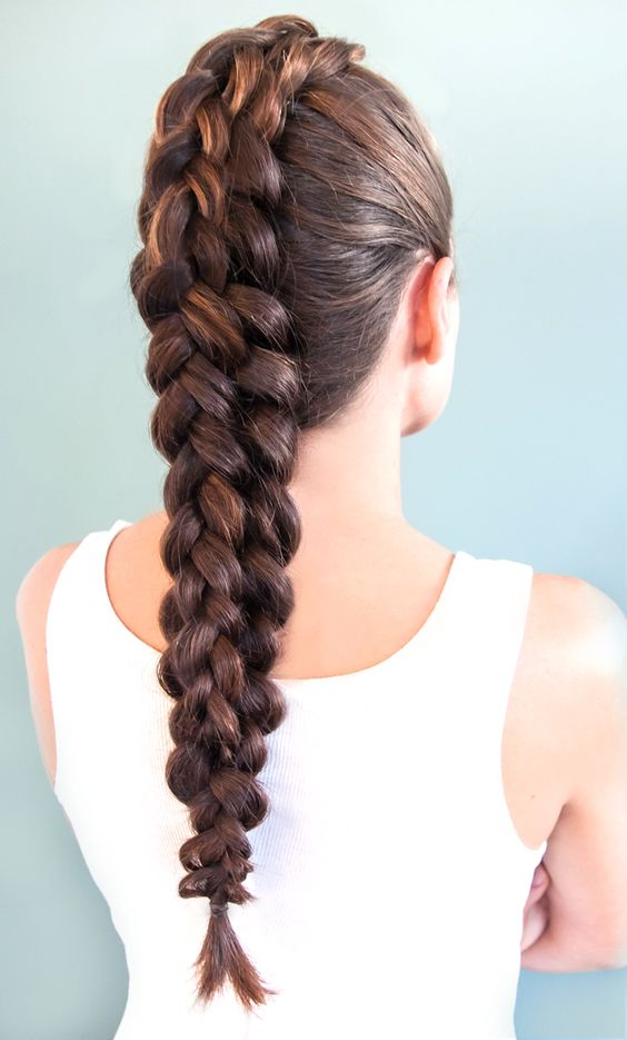 Best Plaited Hairstyles For Long Hair