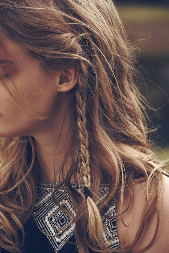 Easy Wavy Braid Plaits Hairstyles Overnight