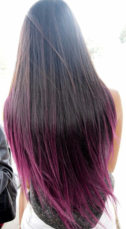 Purple extensions