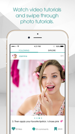 Tresscove – Best beauty app for iOS