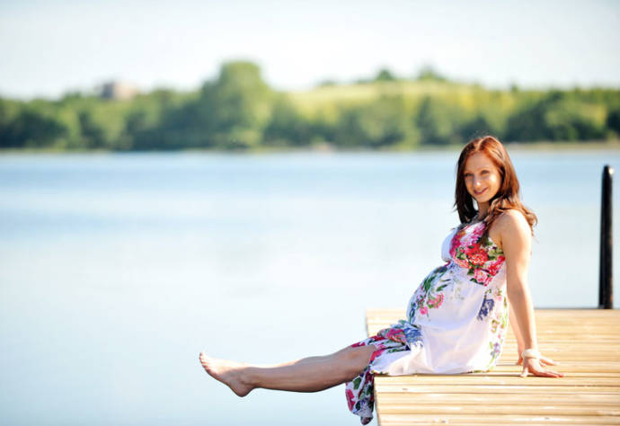 Coping with summer pregnancy – Tips