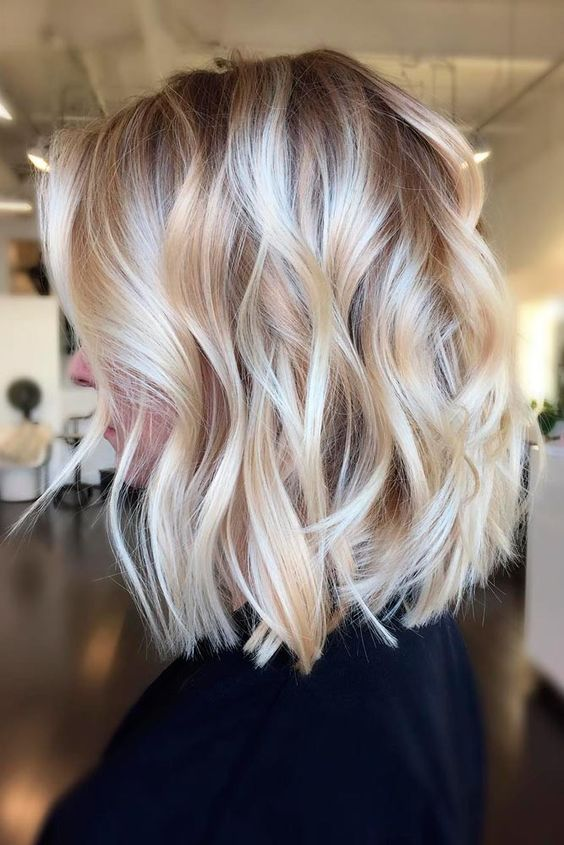 Blonde Beach Balyage