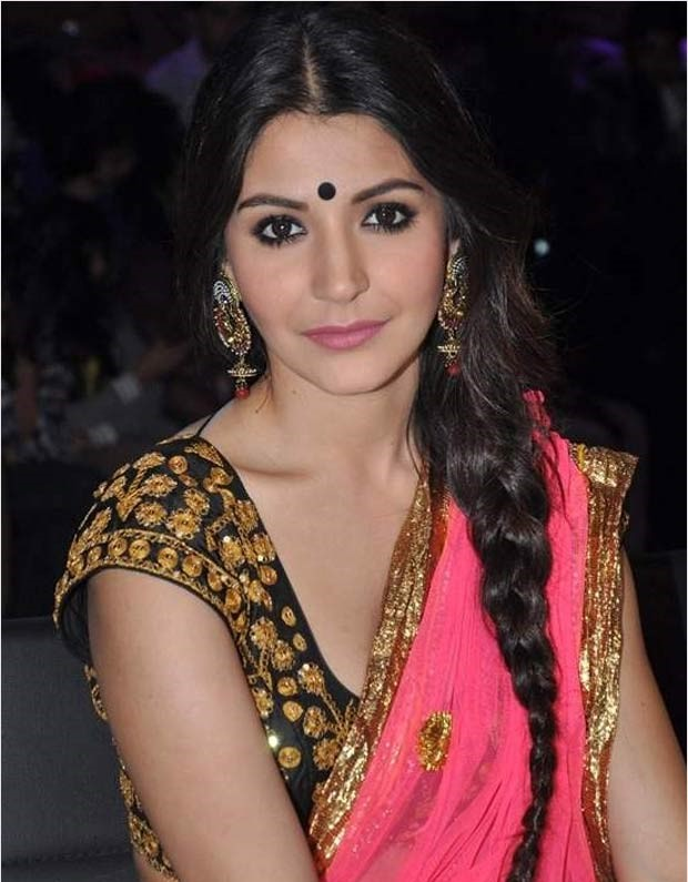 Side Braid Hairstyles For Sarees