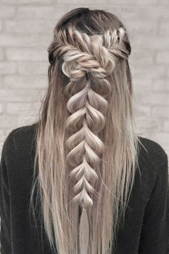 Fab Braided Updo