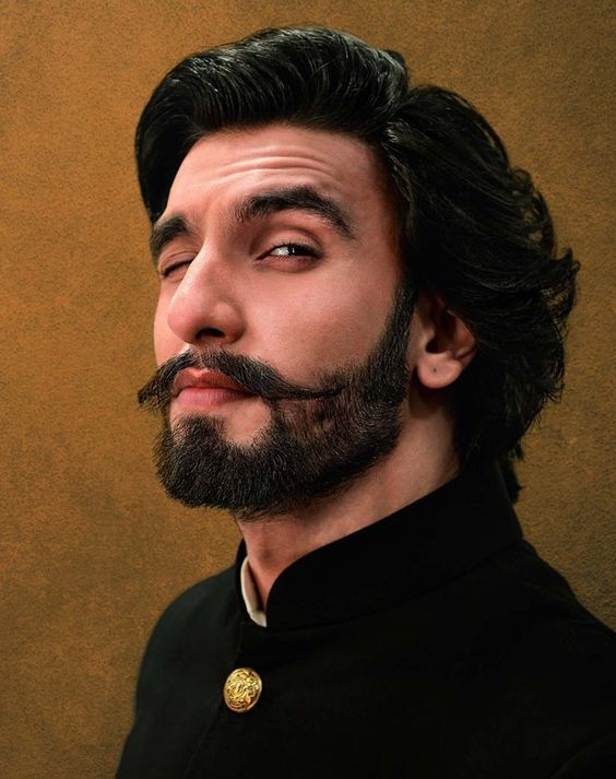 ranveer singh new hair style ranvir singh best attractive hairstyles 3726 | If looks could kill