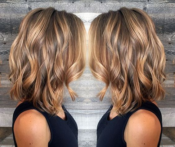 Waves on Caramel