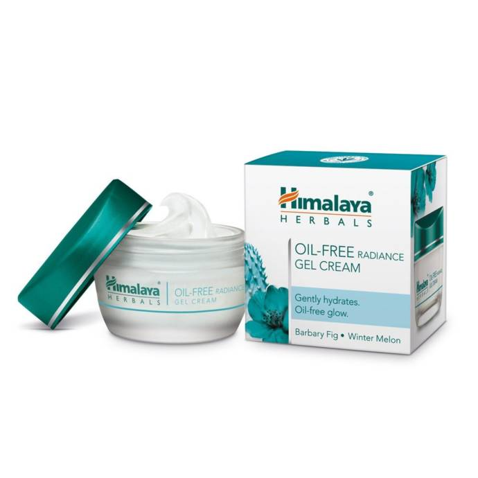 Himalaya Oil Free Radiance Gel Cream
