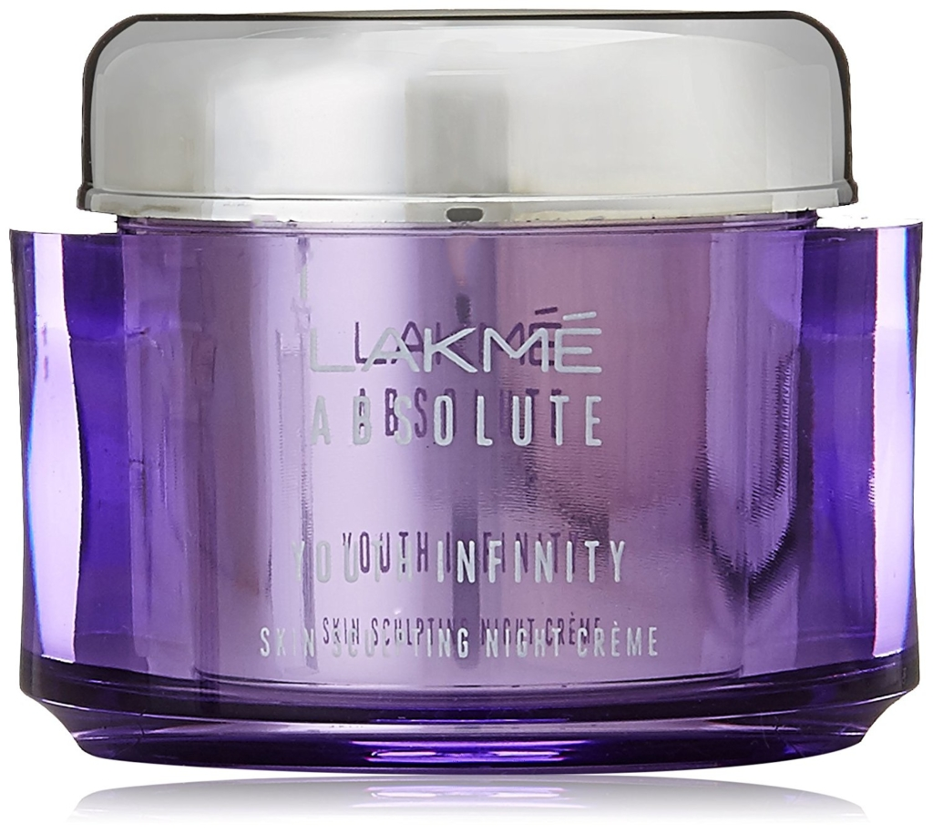Lakme Youth Infinity Skin Firming Night Cream