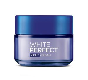 L'oreal White Perfect Night Cream