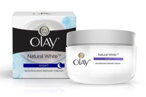 Olay Natural White All in One Fairness Night Skin Cream
