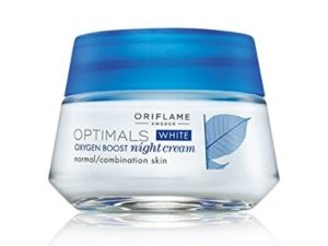 Oriflame Optimals White Oxygen Boost Night Cream