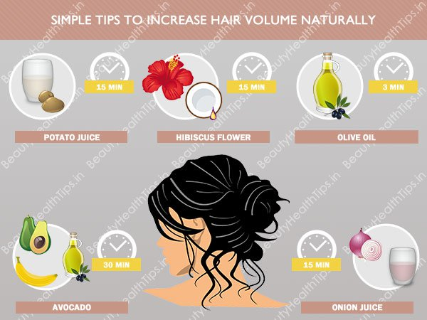 How To Increase Hair Density Naturally