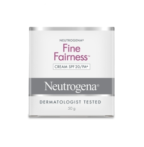 Neutrogena Fine Fairness Cream