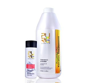Fission Hair Straightening Keratin Treatment for Hair Shampoo