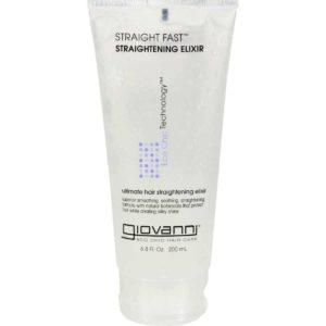 Giovanni Cosmetics Hair Straightening Shampoo