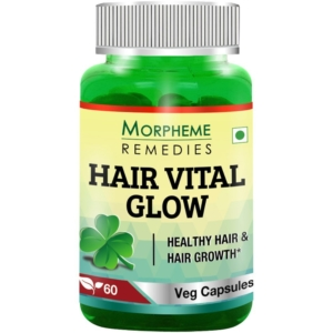 Hair Vital Glow [Morpheme Remedies Hair Vital Health]