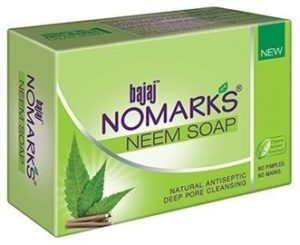 Nomarks all clear soap
